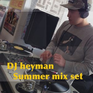 DJ heyman - summer mix set
