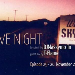 """Alternative Night Show """"Episode 29""""Dj Massymo TnGuest T-Flame @ Innervisions (England)"""