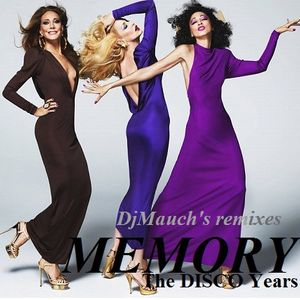 MEMORY The Disco Years (DJMauch's remixes)