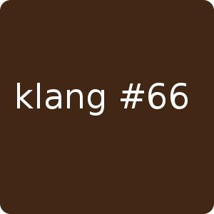 klang#66