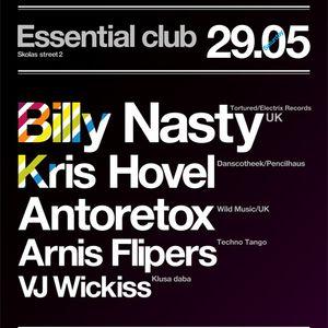 Billy Nasty april club mix 2010