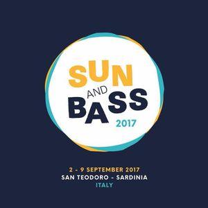 Sun & Bass DJ Competition Entry 2017 - Patron
