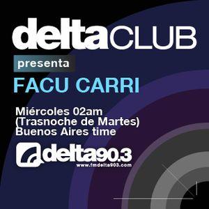 Delta Club presenta Facu Carri (29/2/2012)