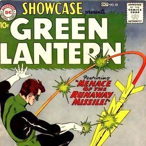 23 - Showcase #22 - The First Appearance Of Green Lantern, Hal Jordan