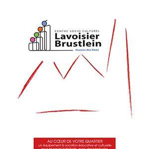 50 ans d'actions sociales au CSC Lavoisier - Alexandre PHILIPPE, directeur et Céleste, coordinatrice