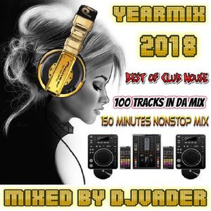New Year Mix 2018 - 100 Tracks Nonstop Party Mix (Mixed