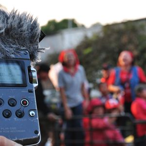 The Field Recording Show #2 - Sound and the Politics of Urban Space - Sunday 11th August 2019