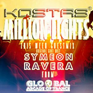 Kostas T - Million Lights Ep07 (GuestMix_By_Symeon_Ravera)