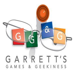 Garrett's Games 537 - Blood Rage and My Fair Princess