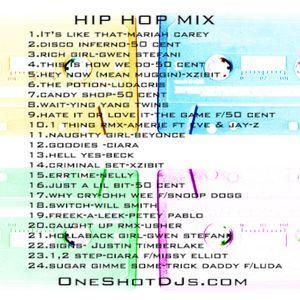 DJ ONE SHOT ® HIP HOP MIX