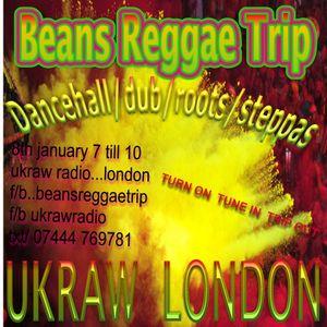 Beans Reggae Trip , 9/7/17 ukraw broadcast.