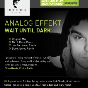 Analog Effekt - July 2010 Promo mix