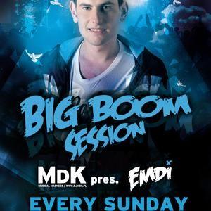 MdK pres. Emdi - Big Boom Session #006