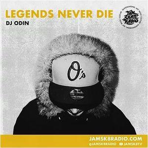 DJ Odin - Legends Never Die Vol5