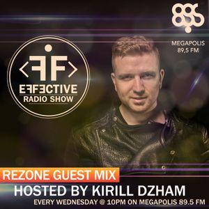 Effective Radio #36 \ Rezone Guest Mix