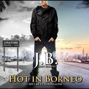 Hot in Borneo