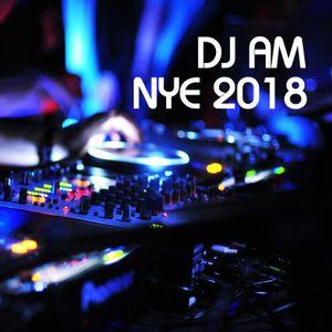 NYE 2018 set