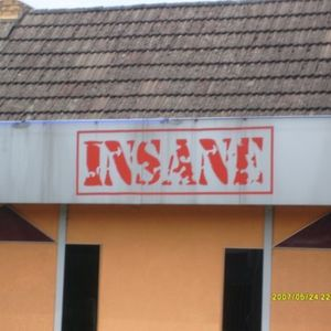Dj Sam @ insane closing party 08-05-2011