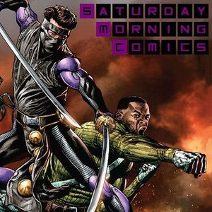 "Saturday Morning Comics 99 ""Back to the Future"""