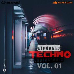 DJ Mohaad - Techno Underground (VOL. 01)