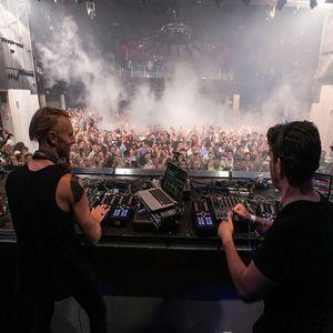 Richie Hawtin vs. Luciano @ Space Ibiza  17-07- 2014