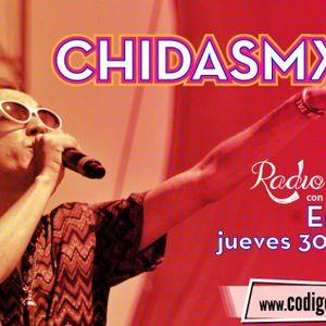 Radio la fábrica entrevista a Chidas programa transmitido el día 30 de mayo 2019 por Radio FARO 90.1