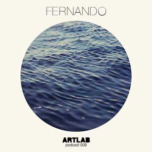 ARTLAB PODCAST #008 - FERNANDO