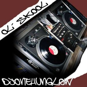 djonehunglow - Old School Hip hop Vol 2