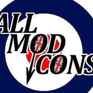 All Mod Cons with Cris Spinks - Spring Semester Volume 3 - Monday 13th February 2017