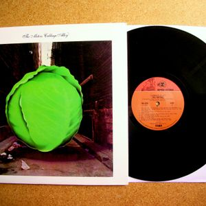 The Meters - 1972 - Cabbage Alley