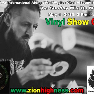 Sunday Mix Up Mash Up ON Zionhighness Radio With  Icebox International & The People Choice Sound Sys