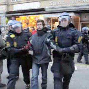 Account of the Copenhagen COP 15 Climate Change protests & mass arrests