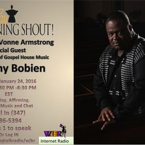 Sunday Evening Shout! Gospel Music In The Basement With JaVonne (Kenny Bobien)