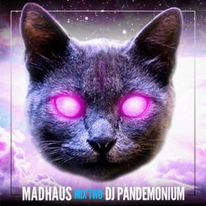 DJ Pandemonium - Madhaus Vol. 2 (Alternative / Goth / EBM / Industrial / Synthpop)