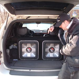 subwoofer workout plan! basss how low can you go!