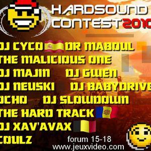 DJ GwEn aka AeRo DJ - HardSound Contest 2010