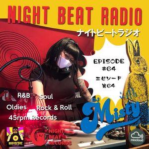 Night Beat Radio #64 w/ DJ Misty
