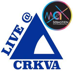 Max Sebastien - Live @ Crkva ( Rijeka, Croatia 07.02.2016 )