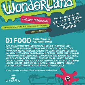 Kaisersoze @ Wonderland - Brniště - 17.8.2014