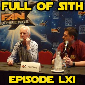 Episode LXI: Jeremy Bulloch Live from Fan X