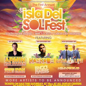 ISLA DEL SOL MIX SOUTH PADRE ISLAND,TX 2012
