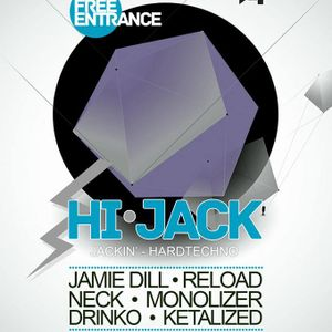 Ketalized @ HI-JACK club basic tielt 15-11-2013