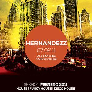 Hernándezz Session Febrero 2011