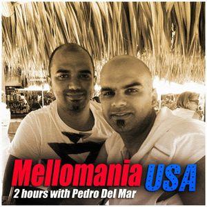Pedro Del Mar  -  Mellomania USA  - 04-Nov-2014