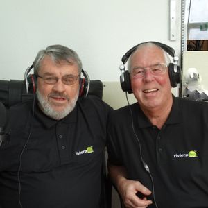Adrian and Derek on Sunday 11 - 1 on 12.4.15 with rivierafm
