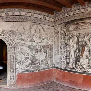 Ex convento de San Agustin Acolman