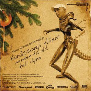 Andrewboy - Karácsonyi Alien minden fa alá kell ilyen 2