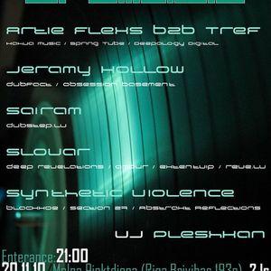 """SairaM @ """"Drumatic"""" 19.11.10"""