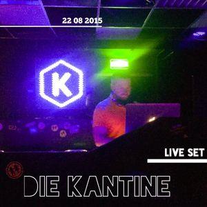 Die Kantine (Live 22.08.2015)