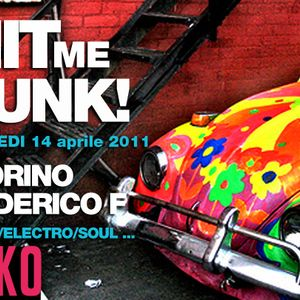 S.Drino&Federico f  HIT ME FUNK @BIKO